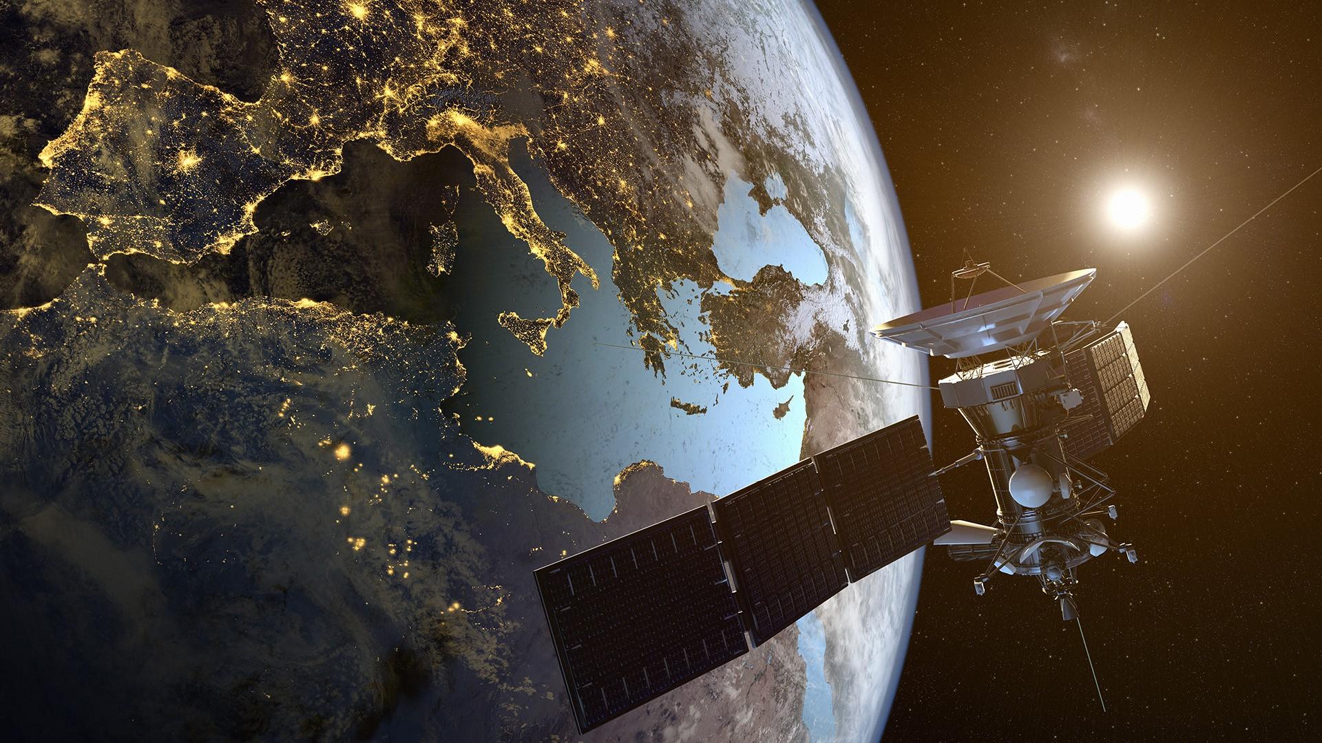 物联网卫星